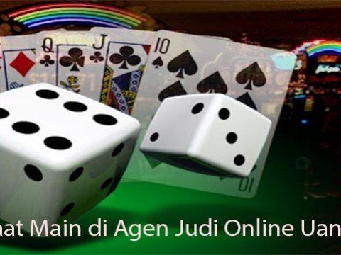 Manfaat Main di Agen Judi Online Uang Asli